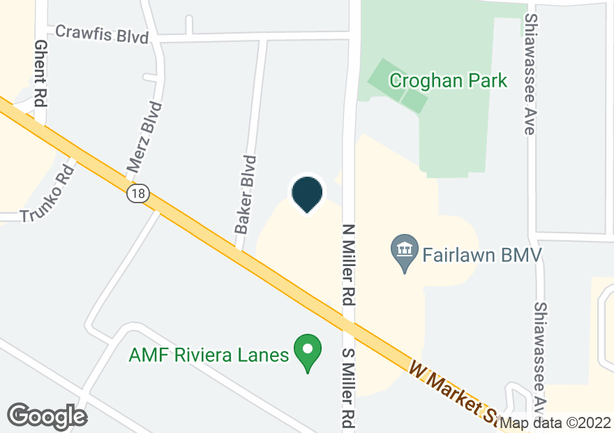 Google Map of3009 W MARKET ST