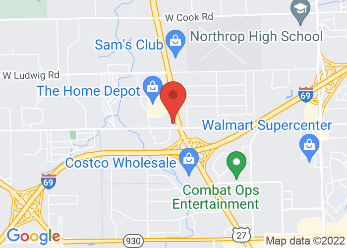Map of Elmo's - 5917 Lima Road