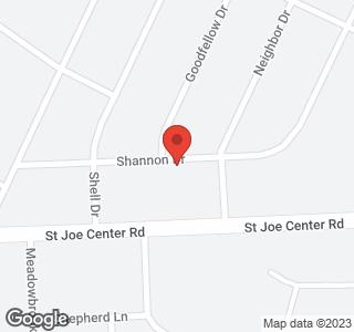 3914 Shannon Drive