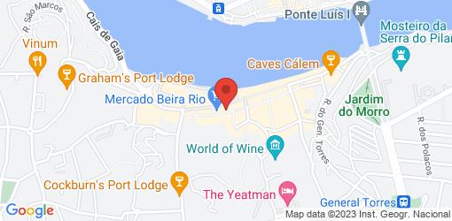 Directions to daTerra Mercado Beira-Rio