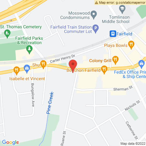 Carl John Independent Insurance Broker @ Fairfield - Location Map
