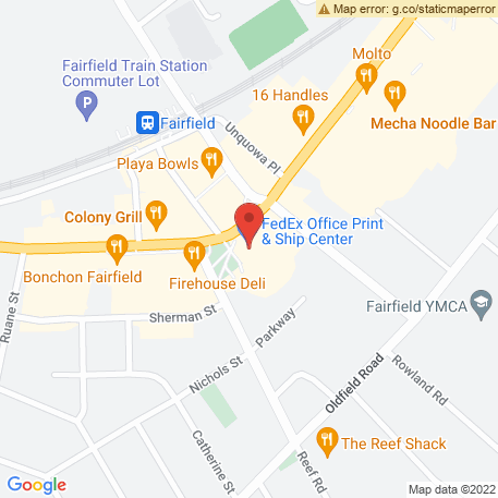 Capri Clothing on Map (1417 Post Rd, Fairfield, CT 06824) Map