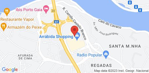 Directions to daTerra Arrábida