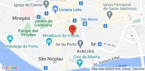 Directions to daTerra Baixa