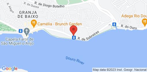 Directions to DaTerra Foz do Douro