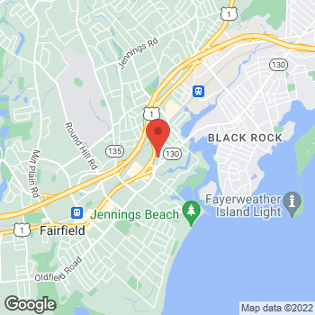 Map of Bed Bath & Beyond at 2260 Kings Highway, Fairfield, CT 06824