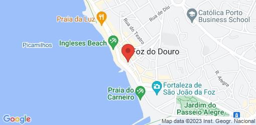 Directions to Gerações Restaurante