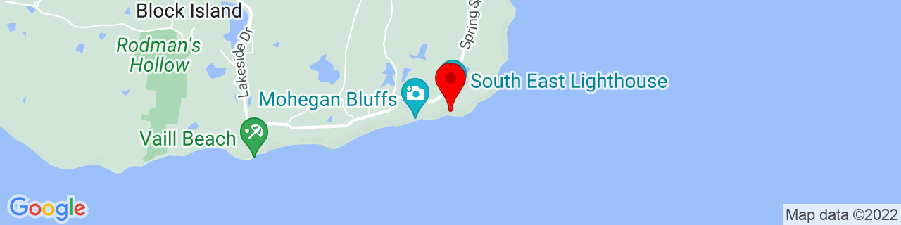 Google Map of 41.1523433, -71.552416