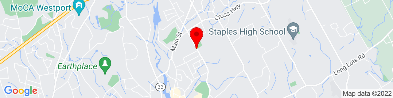 Google Map of 41.1524763, -73.35534969999999