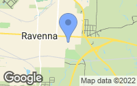 Map of Ravenna, OH