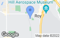 Map of Roy, UT