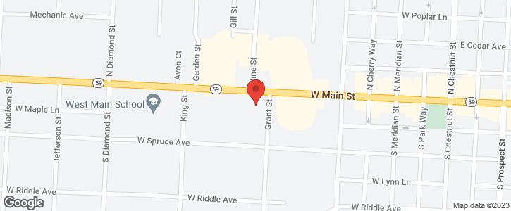 443 W. Main Street Ravenna OH 44266