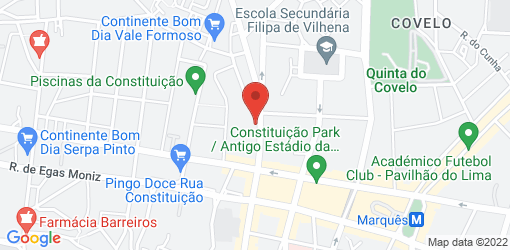 Directions to Soul Food Porto