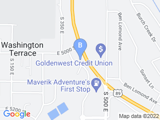Map of Pet Spa Boarding & Grooming Dog Boarding options in Ogden | Boarding