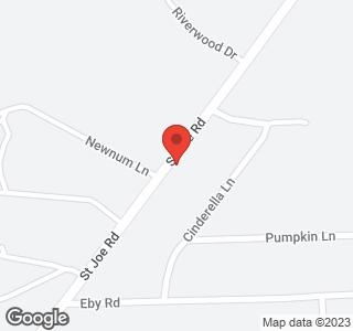 9814 Saint Joe Road