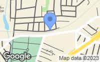 Map of Stratford, CT