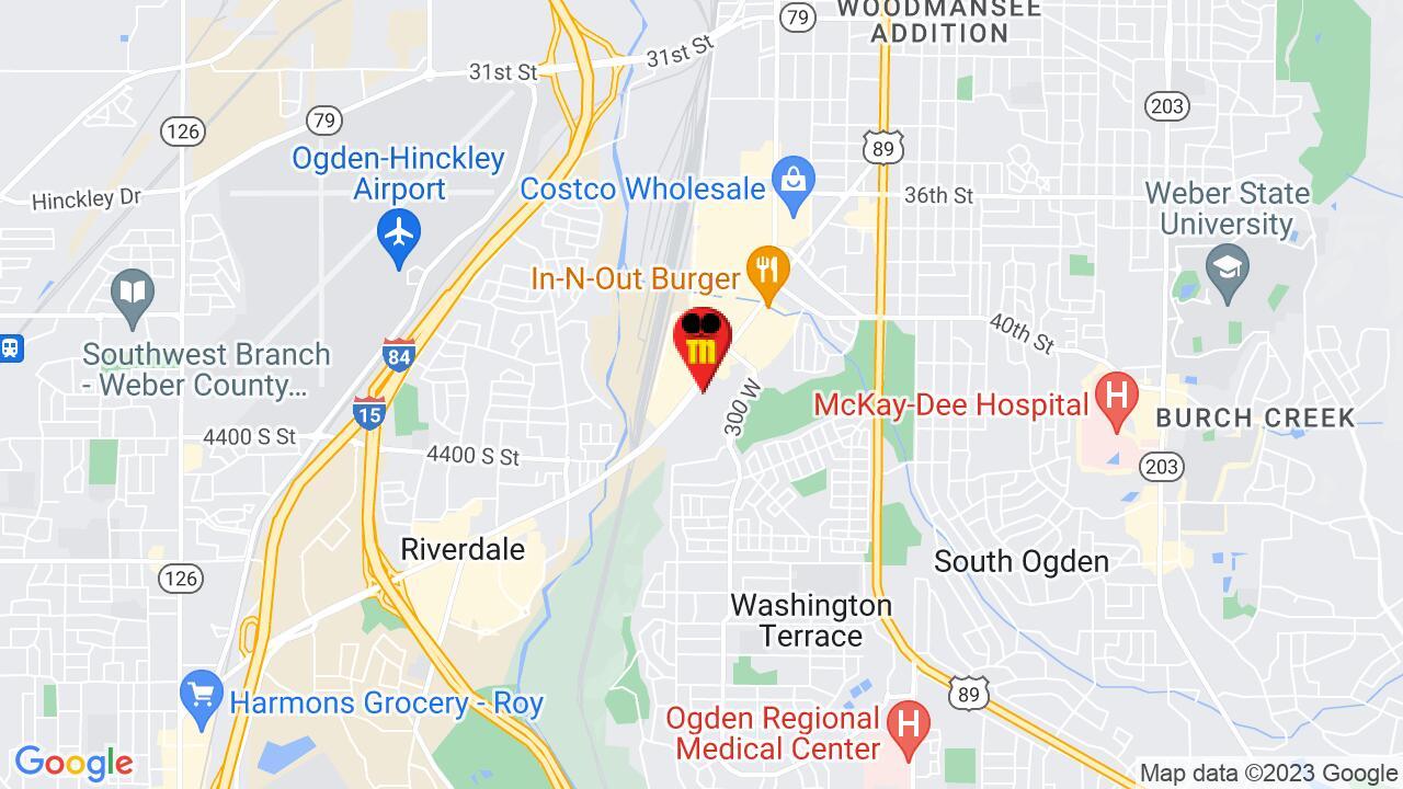 Google Map of Ogden Commercial Pest Control
