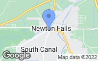 Map of Newton Falls, OH