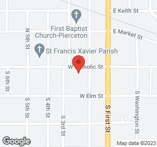 205 W Catholic Street