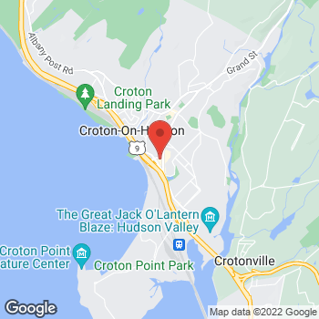 Map of Optimum WiFi Hotspot at 171 S Riverside Ave, Croton On Hudson, NY 10520