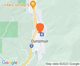 Dunsmuir Brewery Works Location