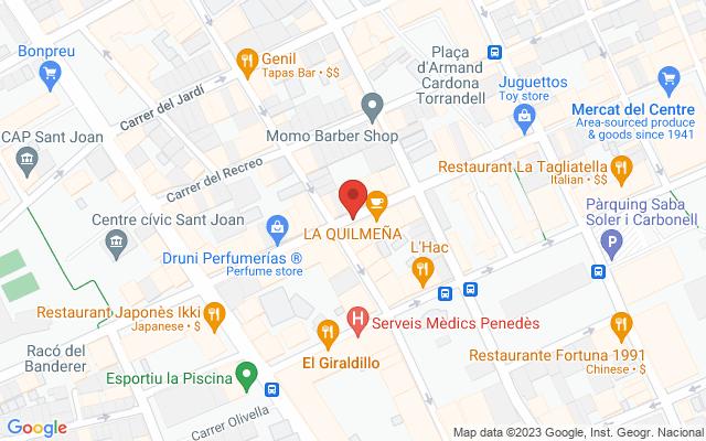 Administración nº7 de Vilanova i La Geltrú