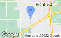 Map of Richfield, OH