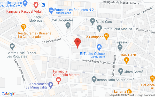 Administración nº1 de Sant Pere de Ribes