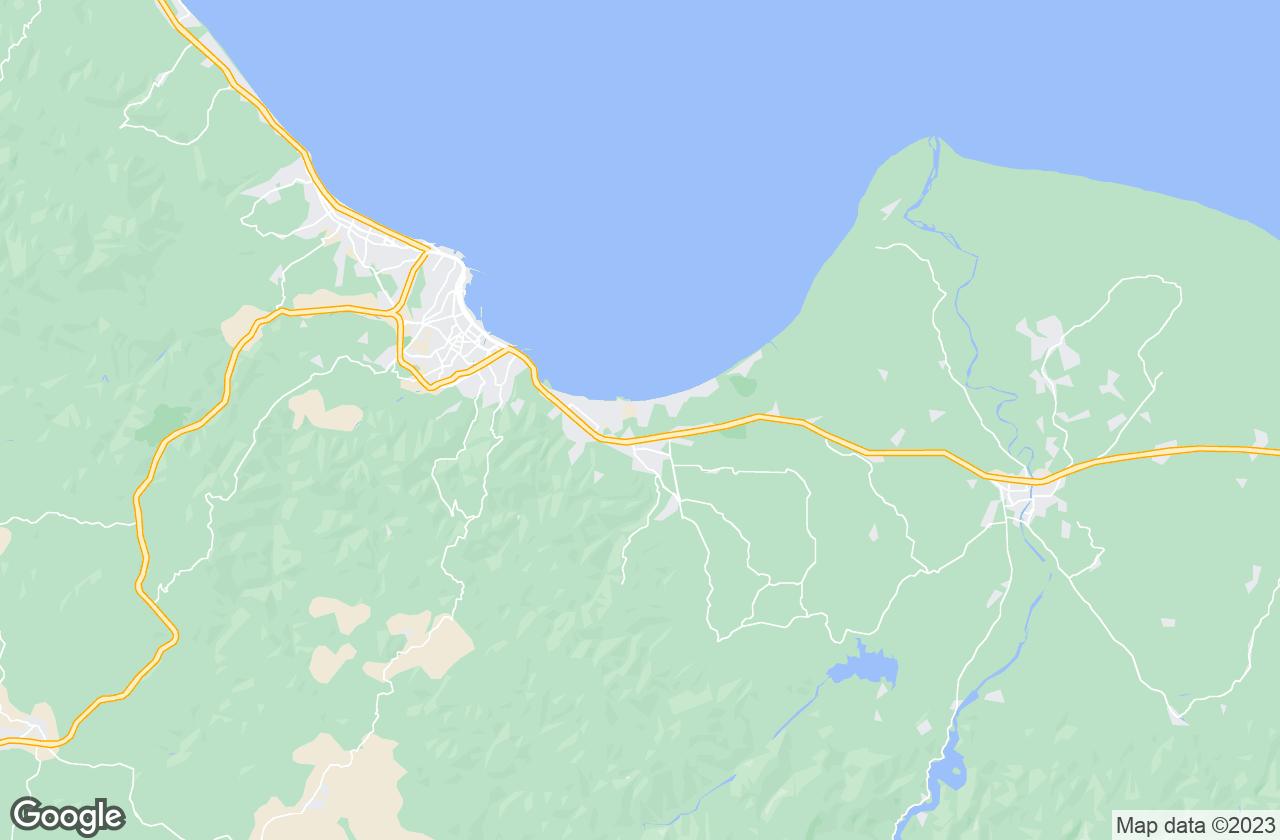 Google Map of Tekkekoy