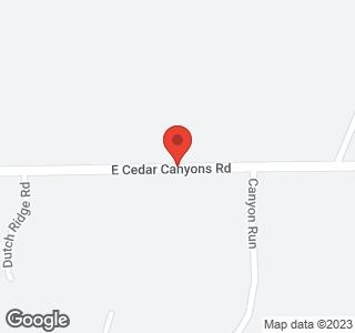 1603 E Cedar Canyons Rd