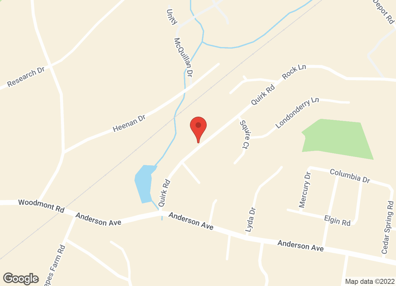 Google Map of VCA Baybrook Animal Hospital