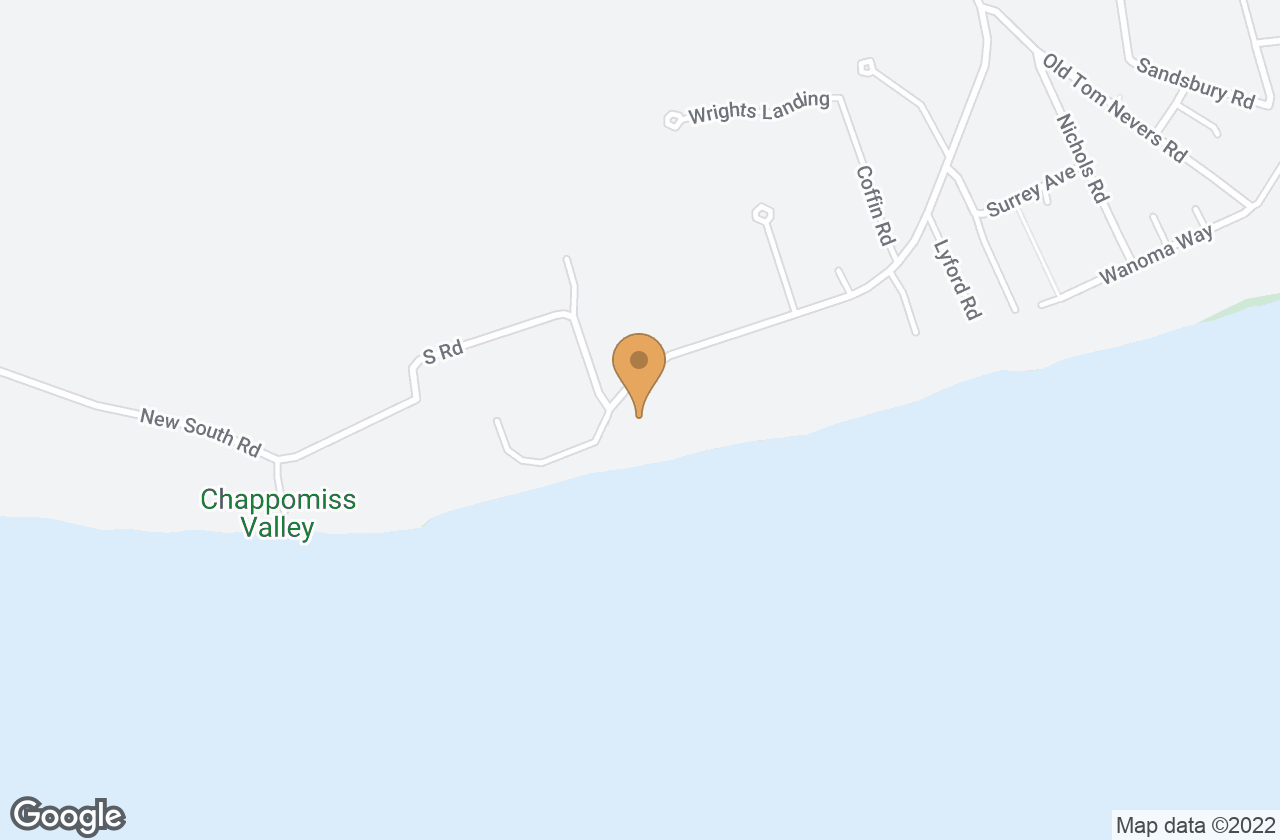 Google Map of 124 Tom Nevers Rd