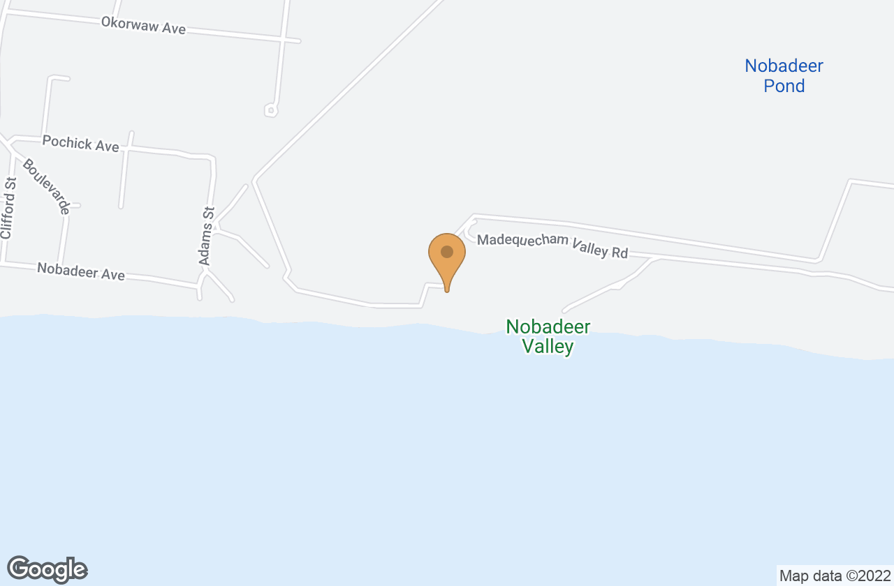 Google Map of 100 Madequecham Valley Rd