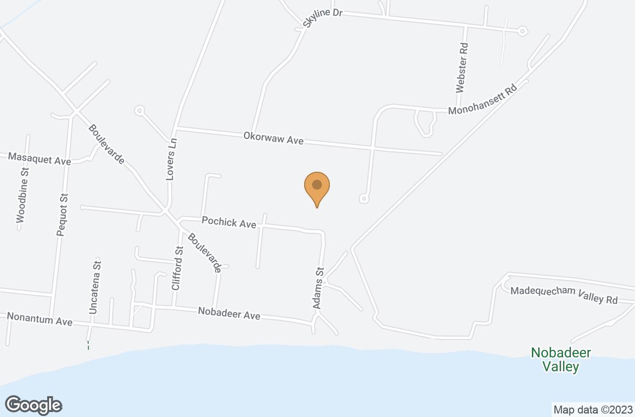 Google Map of 3 Waterview Drive, Nantucket, MA, USA