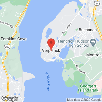 Map of Optimum WiFi Hotspot at 173 6th St, Verplanck, NY 10596