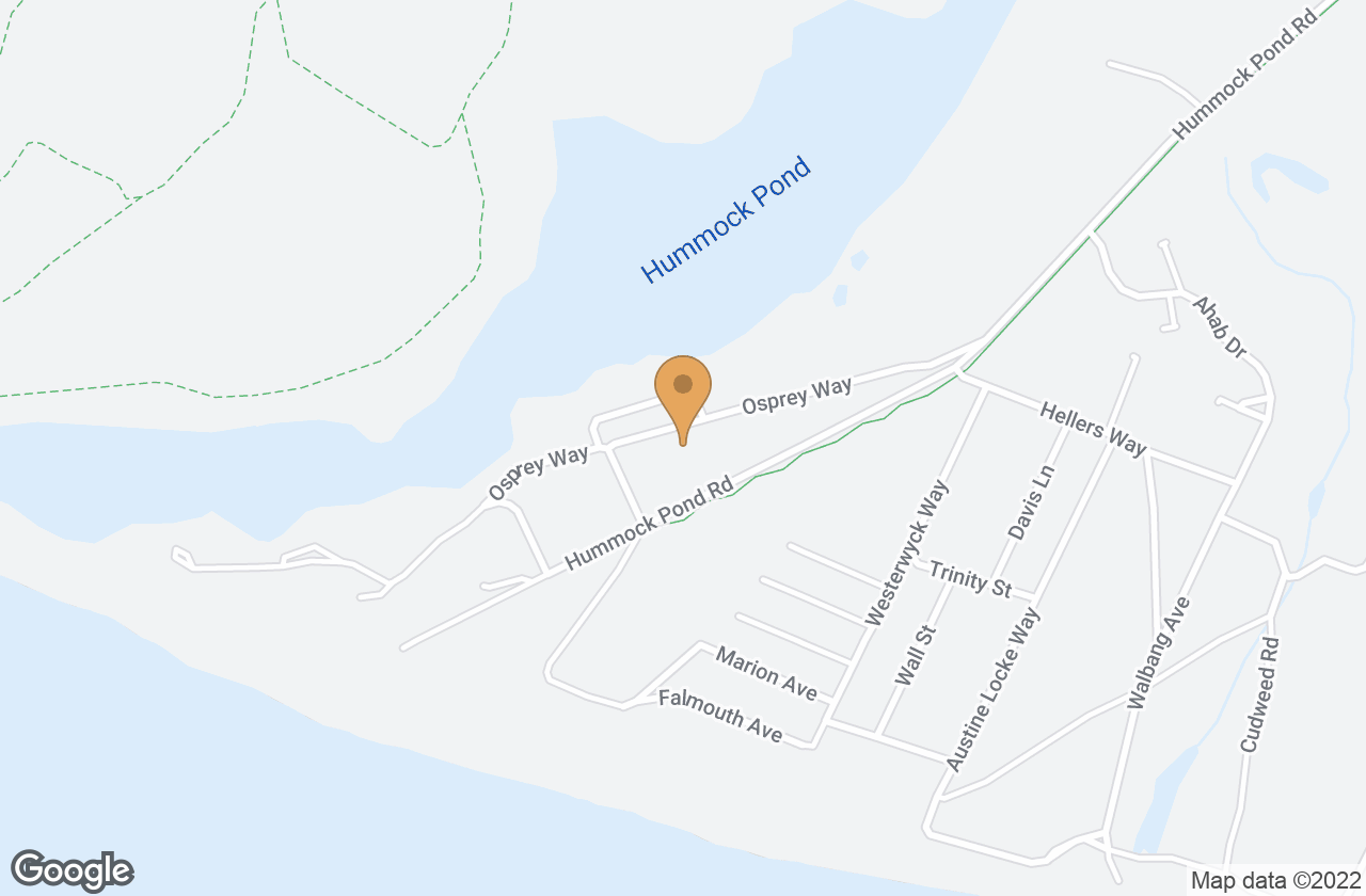Google Map of 14 Osprey Way