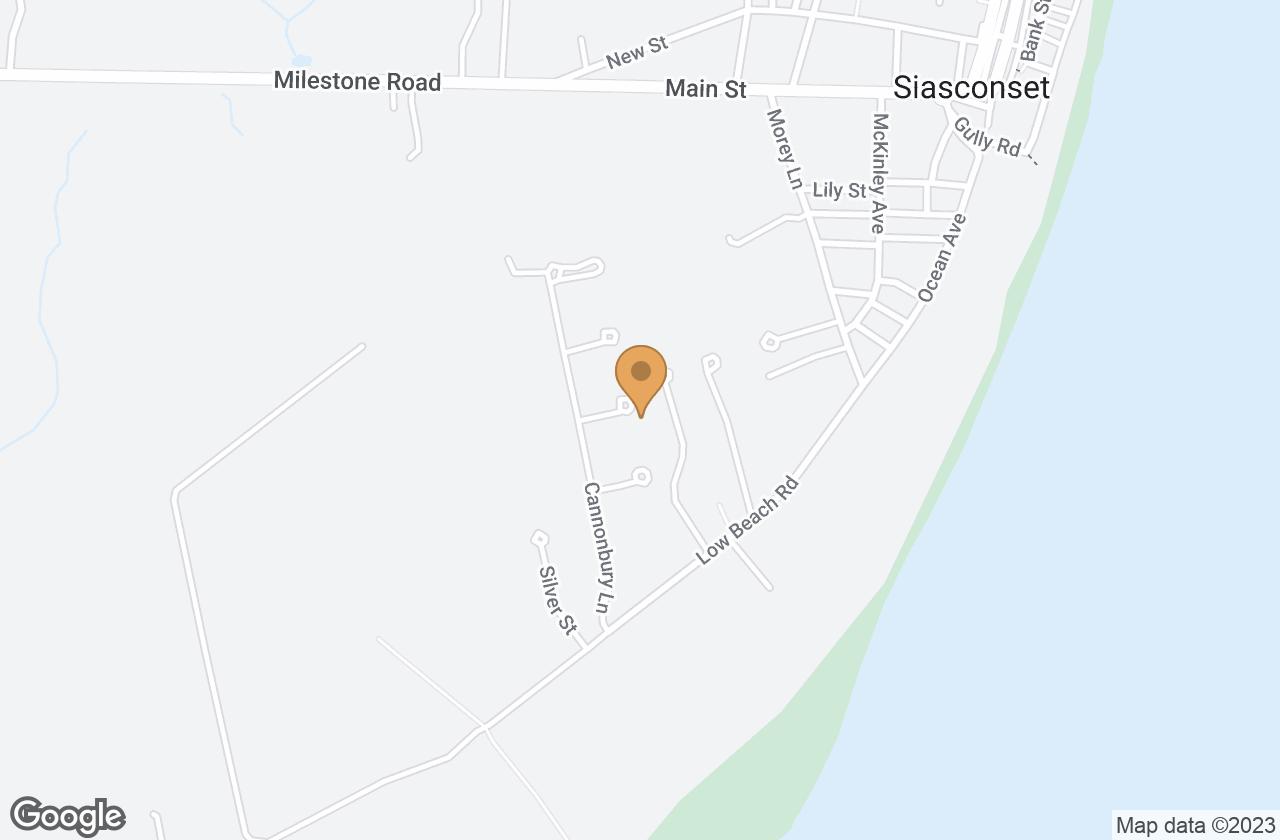 Google Map of 7 Packet Drive, Nantucket, MA, USA