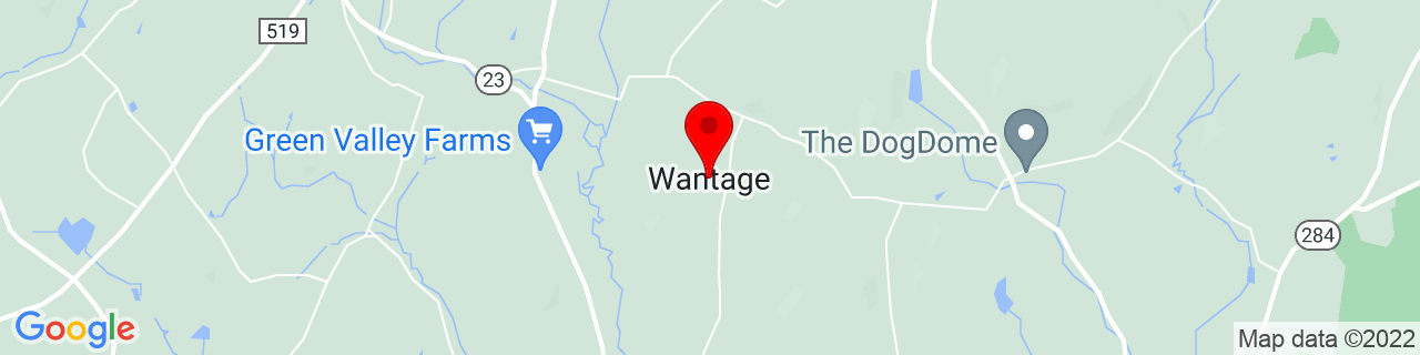 Google Map of 41.256843, -74.6166192