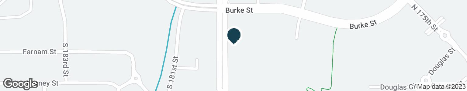 Google Map of17909 BURKE ST
