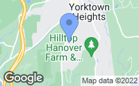 Map of Yorktown Heights, NY