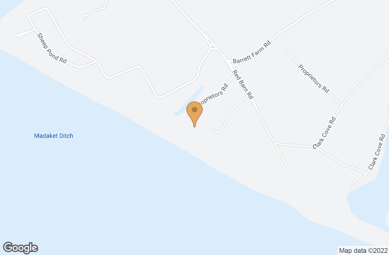 Google Map of 49  Red Barn Road, Nantucket, MA, USA