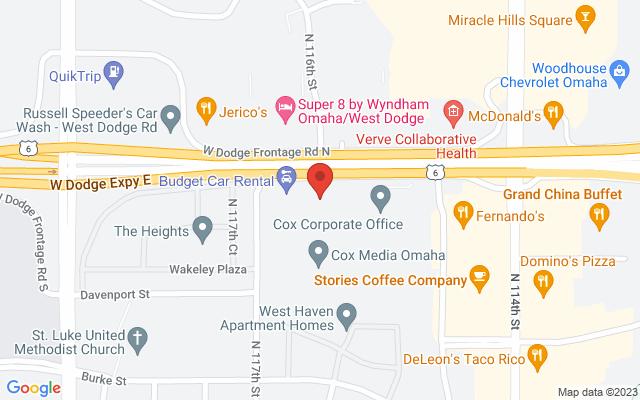 static image of 11605 W Dodge Frontage Rd S, Suite 4, Omaha, Nebraska