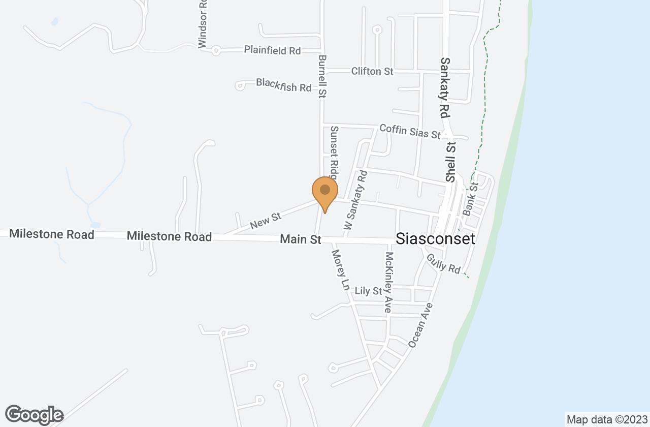 Google Map of 5 Bunker Hill Rd