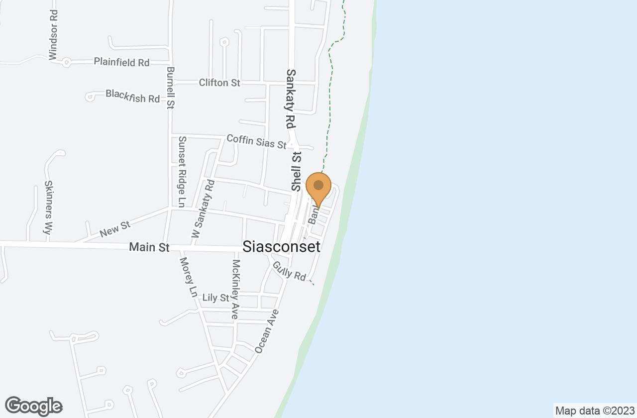 Google Map of 19 Bank Street, Nantucket, MA, USA