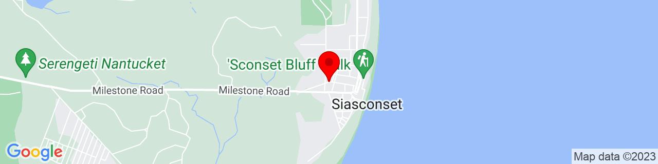 Google Map of 41.2633482, -69.9686522