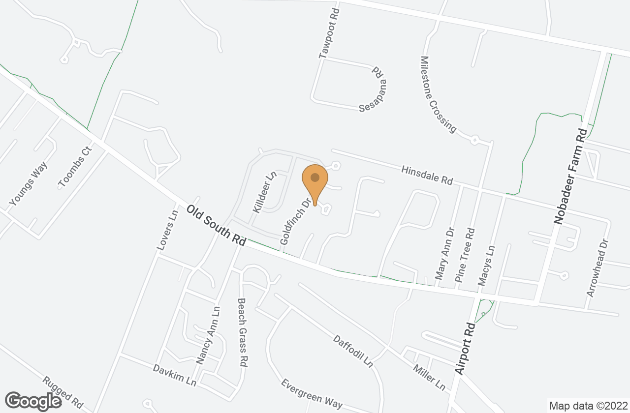 Google Map of 3 Curlew Ct