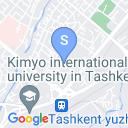 map for Japanese Cemetery in Tashkent, Tashkent, Uzbekistan