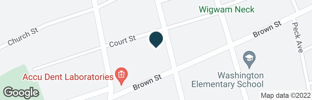 Google Map of394 CAMPBELL AVE