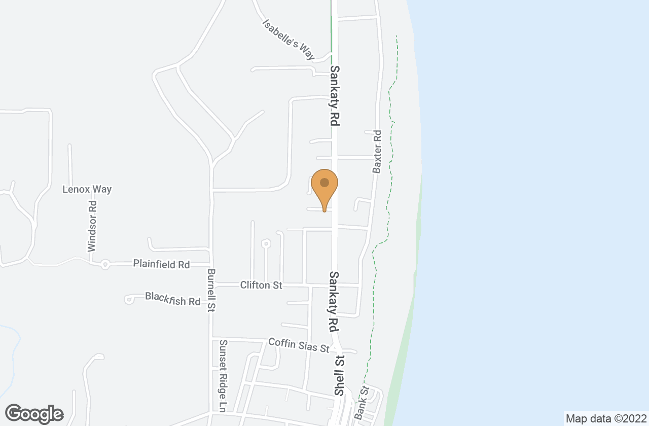 Google Map of 2 Jennifer Lane