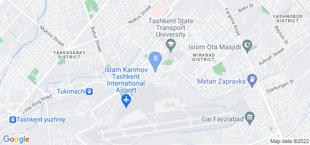 Location of Amir khan on map